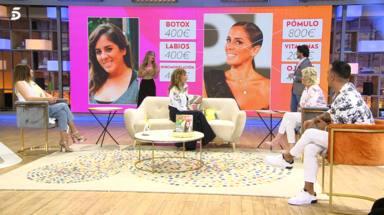 Anabel Pantoja, al desnudo: Viva la vida destapa todas las intervenciones estéticas que se ha hecho