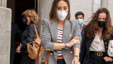 Tamara Falcó huye de la prensa ante los rumores de deslealtad por parte de Íñigo Onieva
