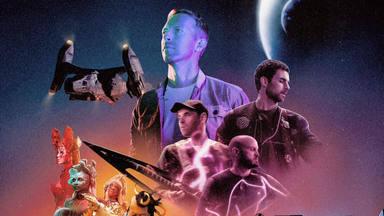 Coldplay revela, a través del vídeo de 'Higher Power' que el título de su álbum será 'Music of the Spheres'