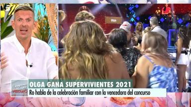 Joaquín Prat, muy serio, se planta ante Rocío Flores y le hace una seria advertencia: Esto apúntatelo