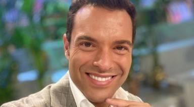 Antonio Rossi, colaborador de 'El programa de AR'