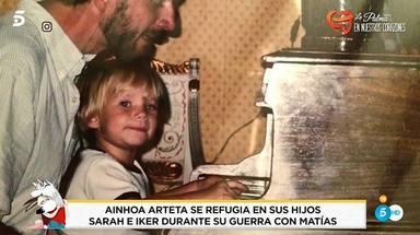 Sarah, hija de Ainhoa Arteta, rompe su silencio y concede unas declaraciones a Socialité