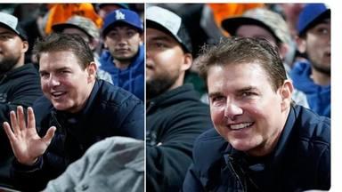 El cambio físico de Tom Cruise