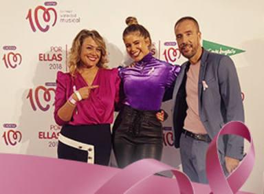 Entrevista de Sofía Reyes en CADENA 100 Por Ellas 2018