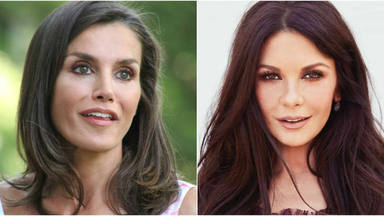 Catherine Zeta Jones y Letizia