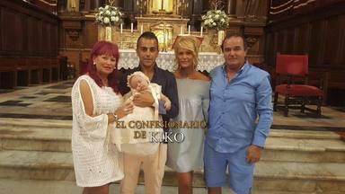 Pilarita, Diego, Diego Junior, Saray Pereira y el marido de Pilarita