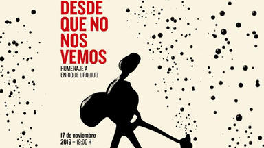 Concierto homenaje a Enrique Urquijo el próximo 17 de noviembre en Madrid