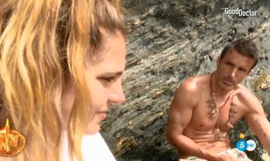 Ivana Cardi y sus dudas sobre su relación con Hugo Sierra