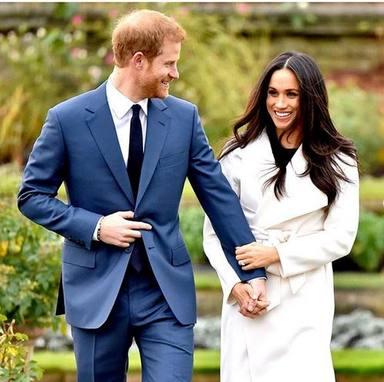 Harry y Meghan Markle abandonan hoy la casa real británica