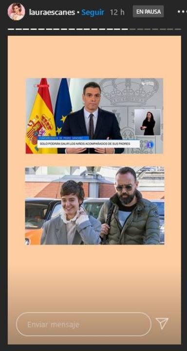 Laura Escanes comparte los memes de su relación con Risto Mejide