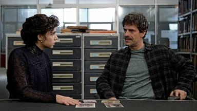 El reencuentro más esperado entre Amelia y Julián