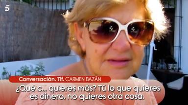Carmen Bazán, víctima de una de las nuevas bombas de Sálvame