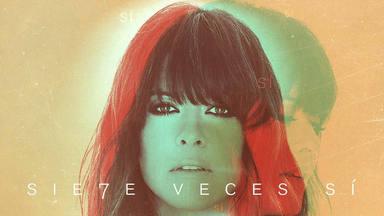 """Descubrimos la portada del álbum """"Siete veces sí"""" de Vanesa Martín y cómo fueron sus seis anteriores discos"""