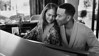 John Legend dedica una canción a su mujer tras perder a su hijo