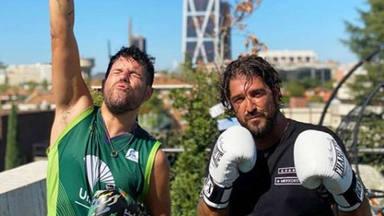 Pablo López y Antonio Orozco