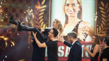 Así fue la gran final de 'El desafío' con una Kira Miró estelar que se alzó ganadora de los 30.000 euros