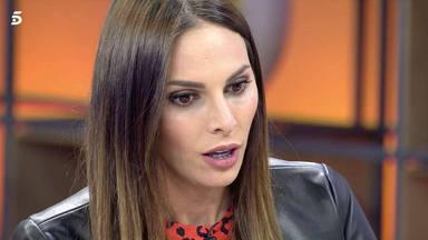 La extraña y preocupante herida en la cara de Irene Rosales