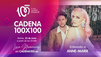 Anne-Marie aterrizará el martes en CADENA 100x100 para contárnoslo todo sobre su nuevo álbum 'Therapy'
