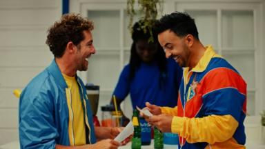 David Bisbal y Luis Fonsi estrenan el divertido videoclip de 'Dos Veces', la segunda canción que les une
