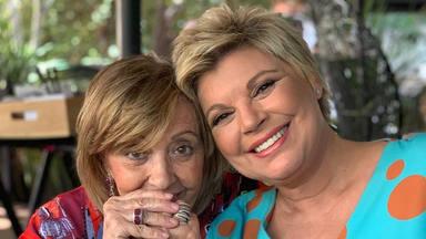 Madre e hija: María Teresa y Terelu Campos