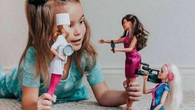 Nuevas profesiones de Barbie