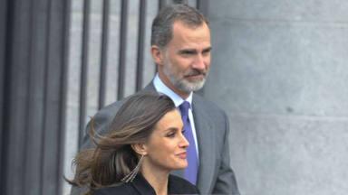 Así ha sido la cita más romántica de los Reyes Felipe y Letizia