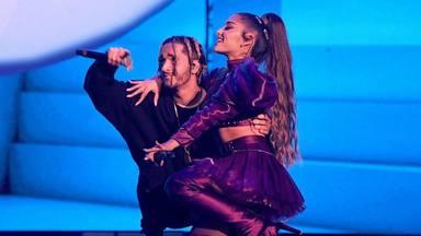 Ariana Grande y Mikey