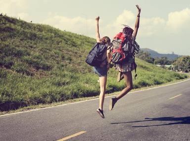 Viajar conlleva múltiples beneficios para la salud