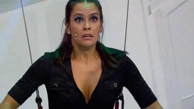 Cristina Pedroche reaparece tras las Campanadas con un desastroso experimento en 'El Hormiguero'