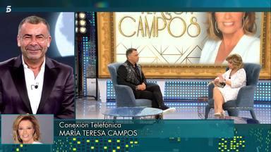 El confinamiento de Marría Teresa Campos junto a Terelu Campos
