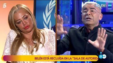 Jorge Javier, muy lejos de la reconciliación con Belén Esteban