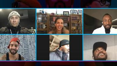 Los colombianos Maluma y J Balvin hablan de la férrea disciplina de trabajo de su compatriota Shakira