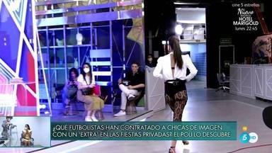 Adara Molinero abandona el Deluxe Telecinco