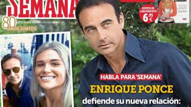 Enrique Ponce habla de su amor sin filtros