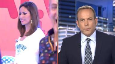 La vergonzosa fusión de 'Sálvame' con 'Informativos Telecinco'