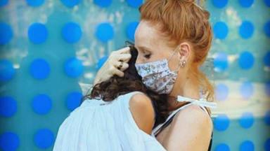 María Castro retrasa la vuelta al cole de su hija por precaución en su embarazo
