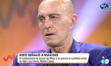Viva la Vida: Kiko Matamoros sobre Anita Matamoros y Marta López