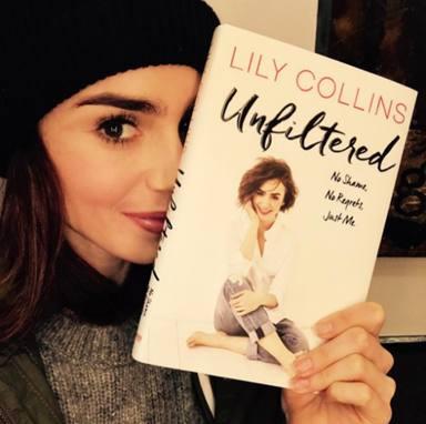 Lily Collins libro