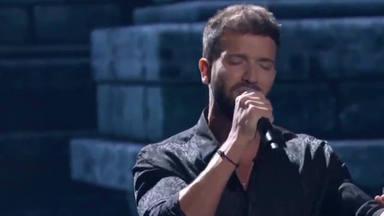 Aquí la doble actuación de Pablo Alborán en los Premios Billboard de la Música Latina 2020