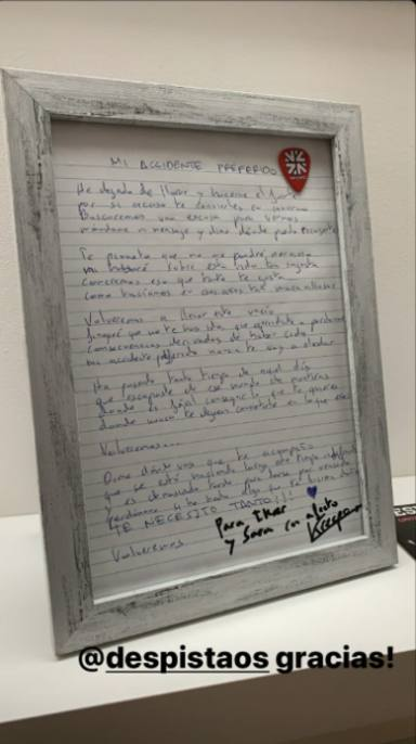 El regalo de Despistaos para Iker Casillas y Sara Carbonero