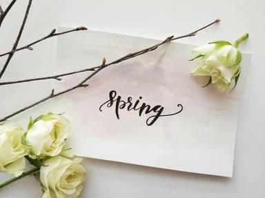 Deixa entrar la primavera a casa teva