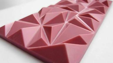 ¡El chocolate rosa existe! Estos son sus desconocidos beneficios