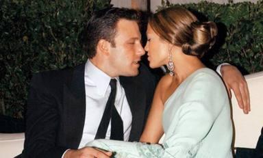 Jennifer Lopez y Ben Affleck ya intentaron que el amor funcionara entre ellos hace 17 años