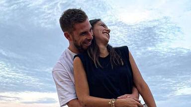 Sandra Pica y Tom Brusse al salir de 'La Isla de las Tentaciones'