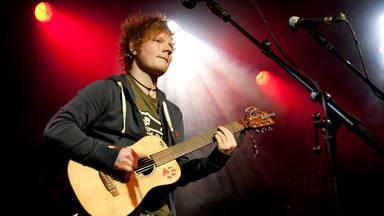 Ed Sheeran en una imagen de 2011, el año en el que lanzó su álbum debut, '+'