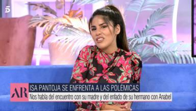 Chabelita Pantoja acude a 'El Programa de Ana Rosa' tras la boda de su prima