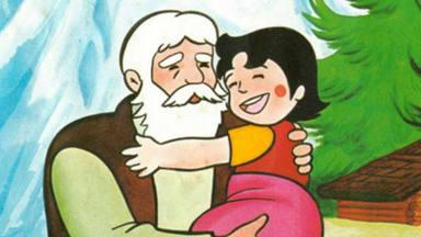 ¿Qué abuelo era tu favorito en los dibujos animados más famosos de la historia?