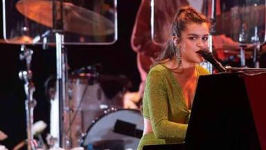 Amaia Romero brilla con luz propia en el inicio de su gira en Pamplona