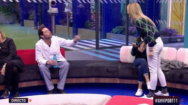 Alba Carrillo, contra las cuerdas en 'GH VIP': ''ahora vas y me pones una demanda''