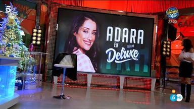 """Adara rompe su silencio y se sentará en 'Sálvame Deluxe': """"Es un teatro todo"""""""
